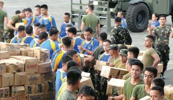 ONU pide $301 millones para Filipinas