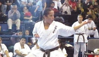 Karate internacional