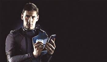 Messi es parte del equipo de Galaxy 11