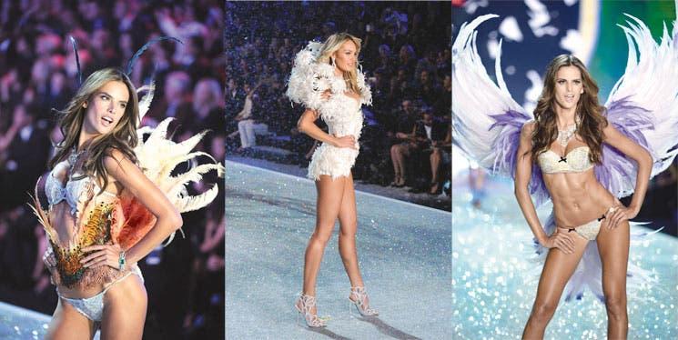 Taylor Swift, música para los ángeles... de Victoria's Secret
