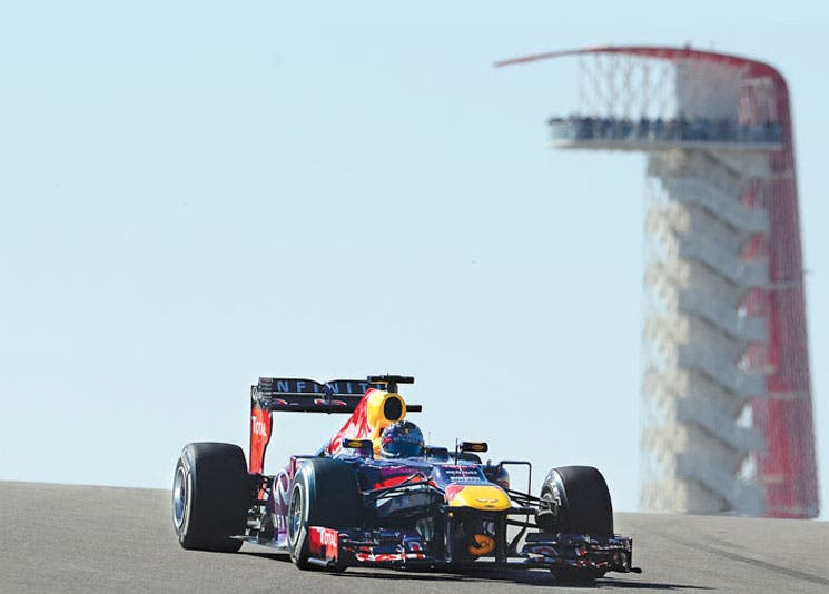 Vettel no descansa