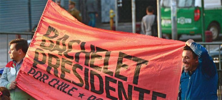 Chilenos a esperar presidente en segunda ronda