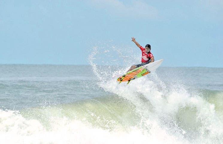 Surf por el octavo título