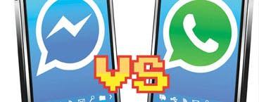 Facebook se la juega contra WhatsApp