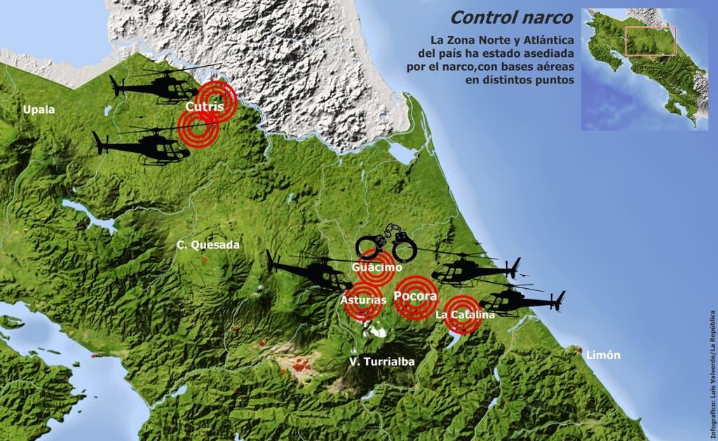 La ruta del narco [Interactivo]
