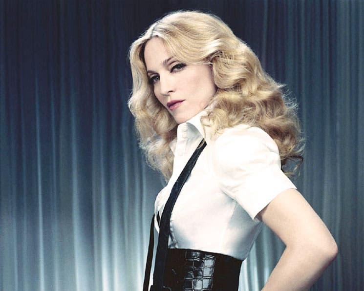 Madonna reina en la lista de Forbes