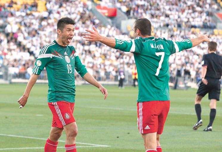 México a su decimoquinto Mundial