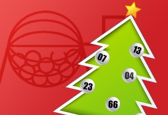 BCR con lotería navideña