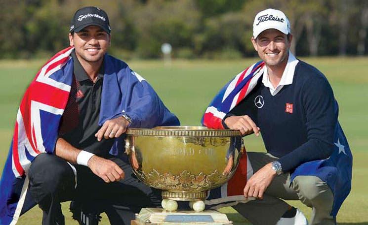 Australia campeona