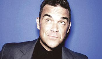 Robbie Williams, milésimo número uno