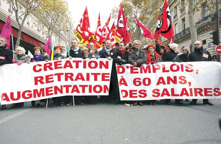 OCDE: Pensiones y salarios sufrirán