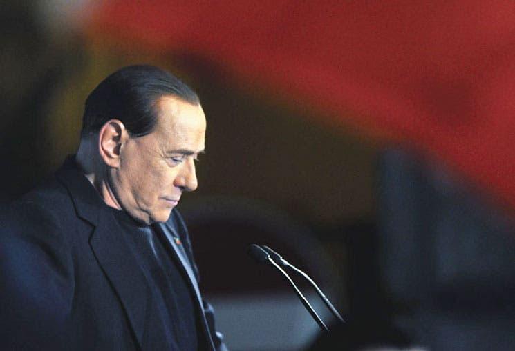 Berlusconi expulsado del Senado italiano
