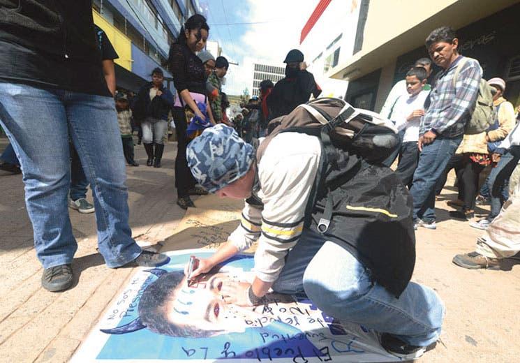 Crisis económica reta a nuevo gobierno de Honduras