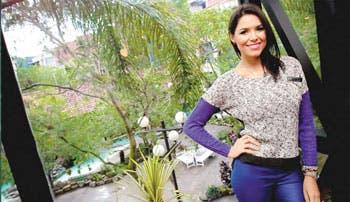 Johanna Ortiz asume nuevo reto