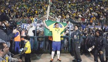 No preocupa a Brasil la imagen