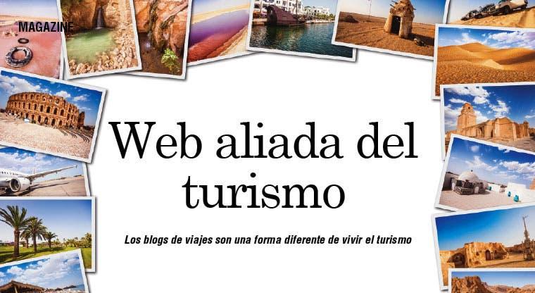 Blogs de viajes, una forma diferente de vivir el turismo