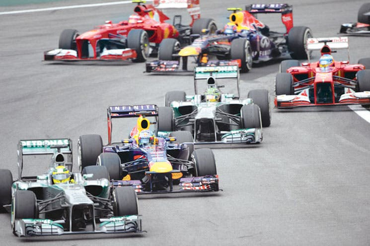 F1 traerá muchos cambios