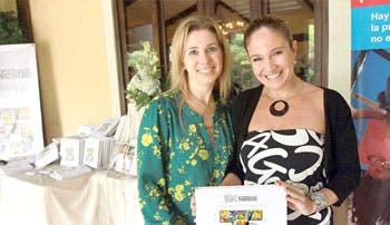 Nestlé celebra aniversario con libro de cocina