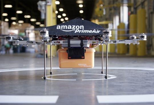 Drones harán las entregas de Amazon en 2015