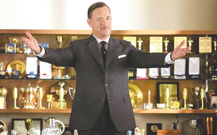 Tom Hanks, ante el reto de encarnar a Walt Disney