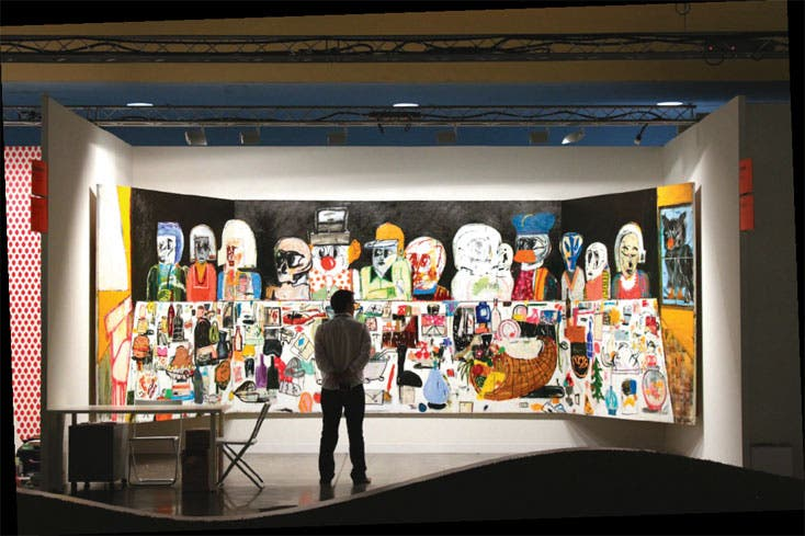 "Art Basel Miami Beach, más cerca de ""Las Vegas"""