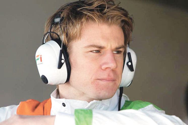 Hulkenberg vuelve a Force India