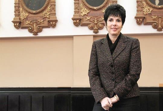 Patricia Pérez se suma a la campaña de Johnny Araya