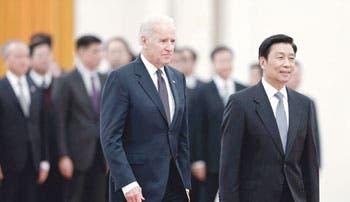 Biden pide relación de confianza con China