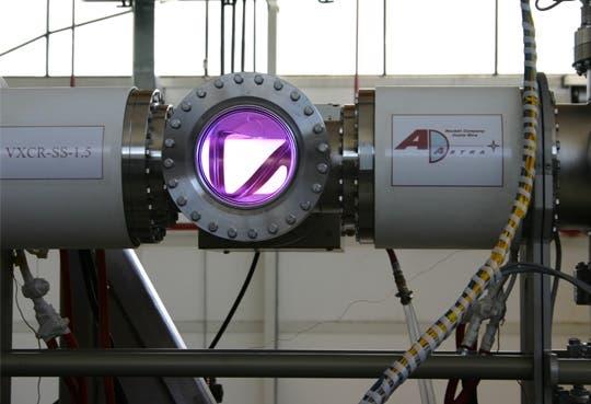 Ad Astra empresa liderada por Franklin Chang con patente en EE.UU.