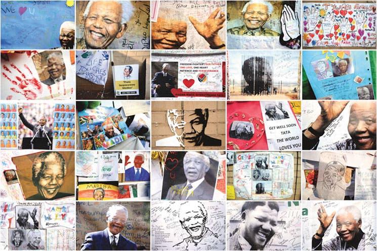 Mandela: el héroe que cambió la Historia
