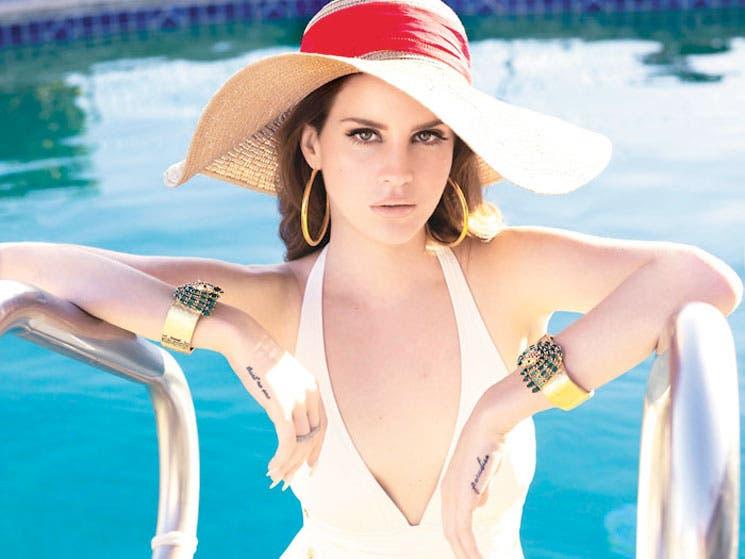 """""""Ultraviolence"""" de Lana del Rey, previsto para 2014"""