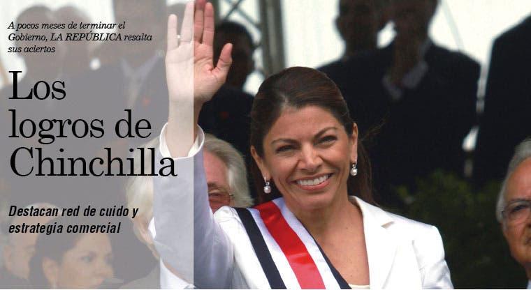 Los logros de Chinchilla