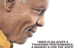 Y el cine se rindió a Nelson Mandela