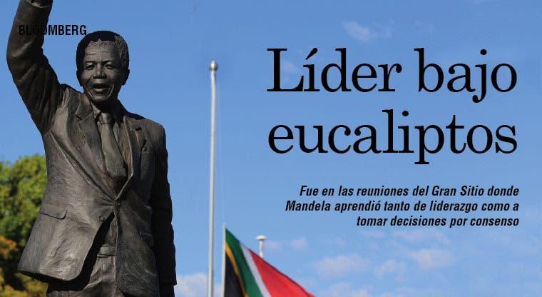 Liderazgo de Mandela forjado por jefes de pueblo natal