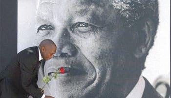 Sudáfrica, lista para un multitudinario funeral