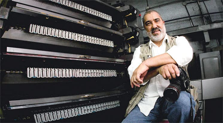 BCIE premia a fotógrafo de LA REPÚBLICA