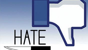 """Una aplicación permite odiar a los """"amigos"""" de Facebook"""