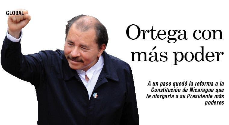 Ortega a un paso de más poder