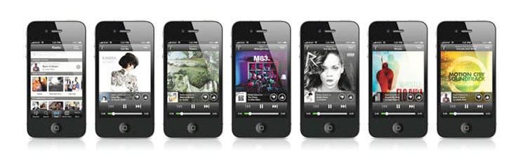 Música de Spotify ya suena en el país
