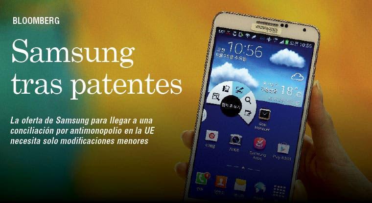 Samsung enfrenta acuerdo antimonopolio y choques con Apple