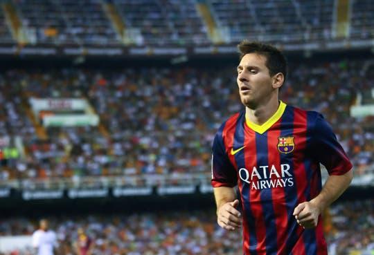 Descartan a Messi y su padre de blanqueo