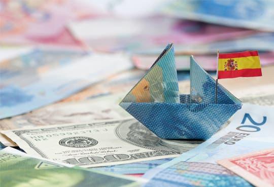 España dejó atrás problemas bancarios