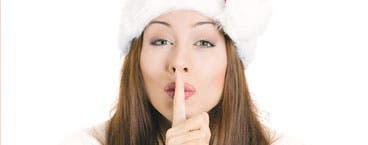 Mantenga la discreción en Navidad