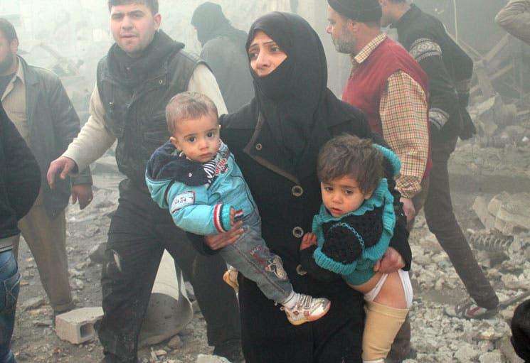 ONU solicita ayuda para Siria