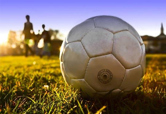 En busca de talentos del futbol