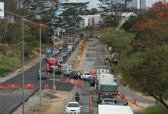 Firma extiende plazo para ampliar Ruta 32