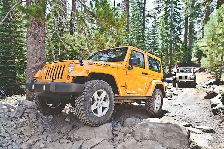 Jeeps de EE.UU. reactivan a navieras
