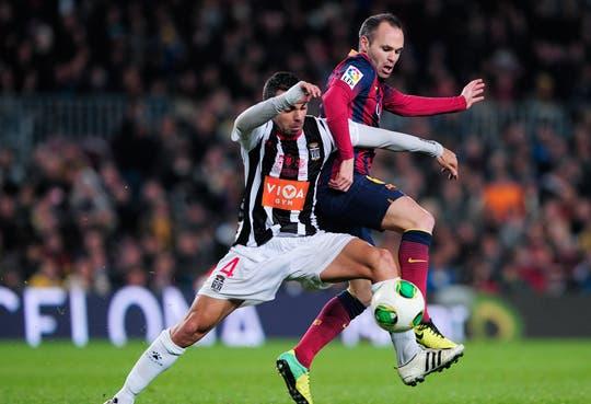 Iniesta se queda en Barcelona hasta 2018