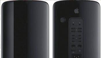 Mac Pro cilíndrico ya está disponible