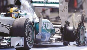 Pirelli se rinde